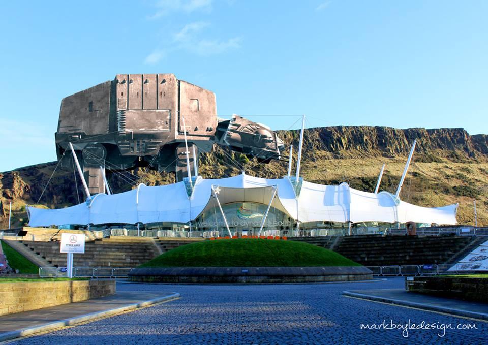 Star Wars in Edinburgh 5