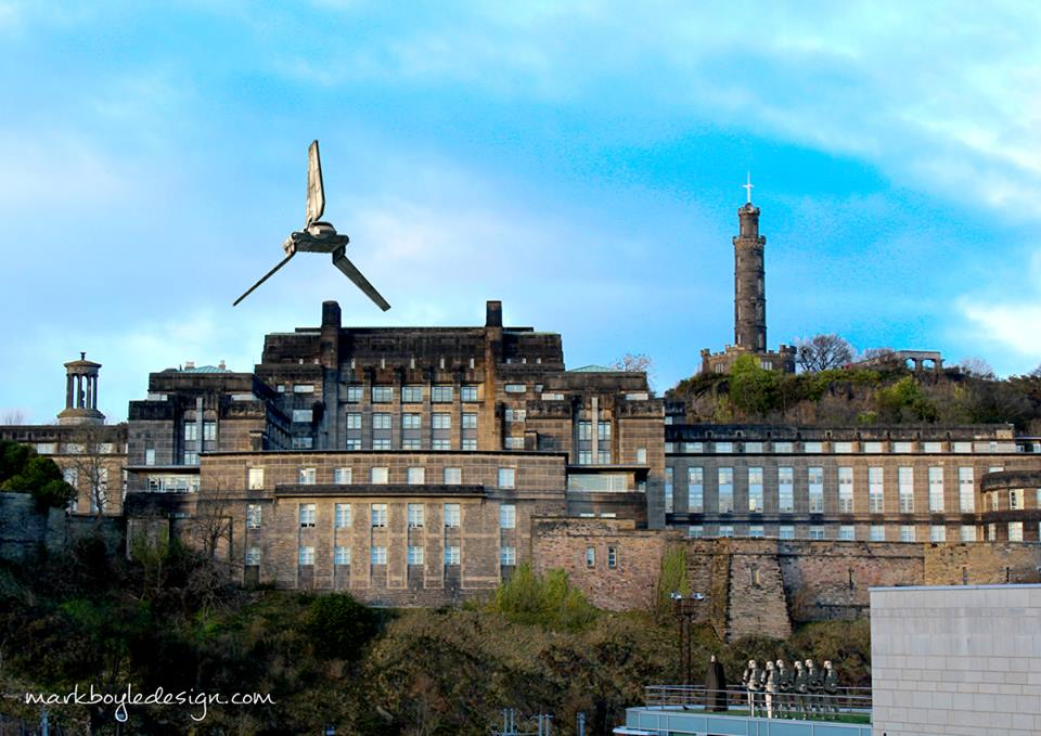 Star Wars in Edinburgh 10